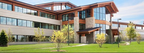 Uline headquarters in Pleasant Prairie (Photo from: www.uline.com)