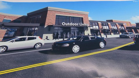 Walmart resubmits plans to city planning department, ahead of plan commission meeting next week. (Photo from: FOX 11).