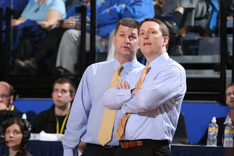 New Associate HC.Mike Jewitt.  Courtesy: South Dakota State University