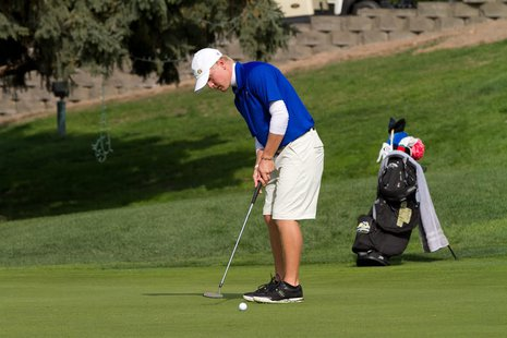 SDSU Golfer Hudson Carpenter