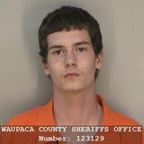 Jesse McLammarah (Photo from: Waupaca County Sheriff's Department).