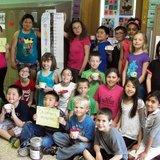 Wilson third graders