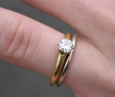 Wedding ring (Wikicommons.com)