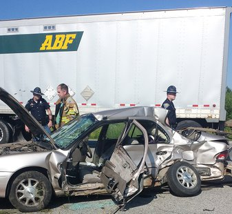 6/9/14 Vermillion County Fatal Accident pic 1 supplied by Indiana State Police