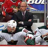 Wild Head Coach Mike Yeo. Image courtesy: Minnesota Wild