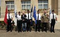 Holland American Legion Band in Normandy, France 5