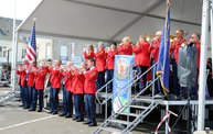 Holland American Legion Band in Normandy, France 3