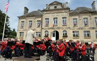 Holland American Legion Band in Normandy, France 1