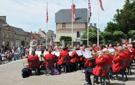 Holland American Legion Band in Normandy, France 2
