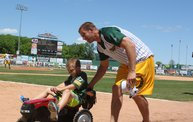 Jordy Nelson Charity Softball Game 2014 15