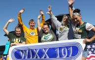 WIXX and the Jordy Nelson Charity Softball Game 2014 12