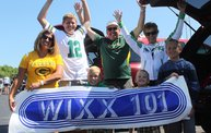 WIXX and the Jordy Nelson Charity Softball Game 2014 2