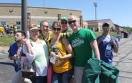 Jake & Tannr Photobombs at Jordy Nelson Charity Softball Game 10