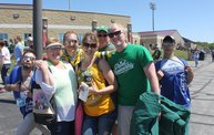 Jake & Tannr Photobombs at Jordy Nelson Charity Softball Game 9