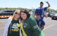 Jake & Tannr Photobombs at Jordy Nelson Charity Softball Game 6