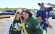Jake & Tannr Photobombs at Jordy Nelson Charity Softball Game: Cover Image