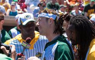 WIXX and the Jordy Nelson Charity Softball Game 2014 22