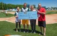 Jordy Nelson Charity Softball Game 2014 1