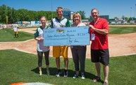 Jordy Nelson Charity Softball Game 2014 1
