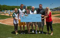 WIXX and the Jordy Nelson Charity Softball Game 2014 20