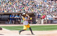 WIXX and the Jordy Nelson Charity Softball Game 2014 5