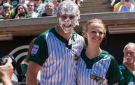 WIXX and the Jordy Nelson Charity Softball Game 2014 18
