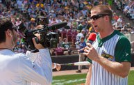 WIXX and the Jordy Nelson Charity Softball Game 2014 3