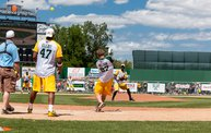 WIXX and the Jordy Nelson Charity Softball Game 2014 27