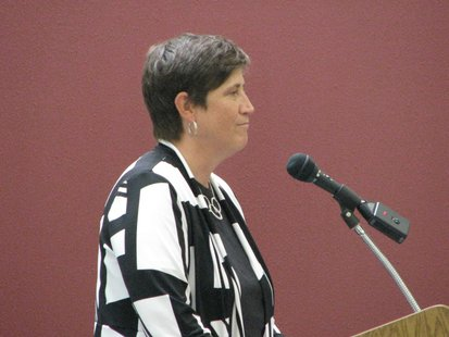 Morna Foy, Wisconsin Technical College System President