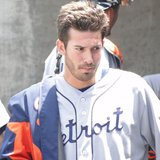 Rick Porcello at Dodger Stadium. Photo courtesy of Cbl62.