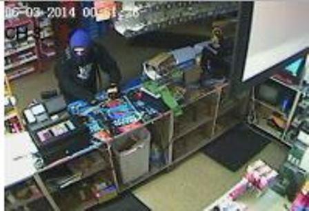 Borculo Express Burglary Suspect