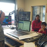 KDAL's Pat Kelly talks with 2014 CMN Minnesota Champ Michael Ruud Thursday morning