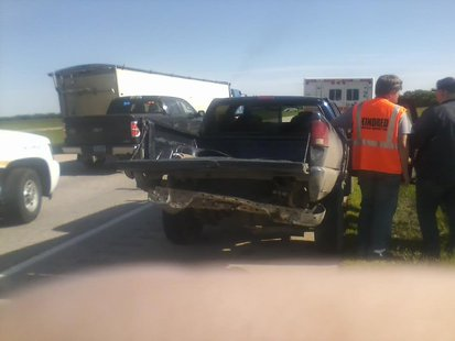 I-29 injury crash