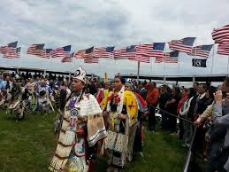 Crowds listens to President Obama on Standing Rock (KFGO News)