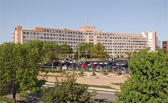William S. Middleton Veterans Administration Hospital - Madison, Wisconsin   PHOTO:  Veterans Administration