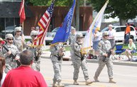 Faces of the Appleton Flag Day Parade 2014 9