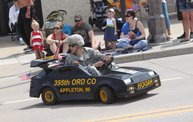 Faces of the Appleton Flag Day Parade 2014 8