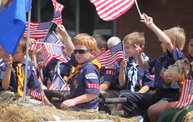 Faces of the Appleton Flag Day Parade 2014 3