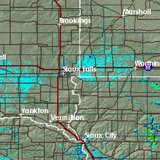 Severe Weather Watch for the KELO AM listening area until 2:00 pm today.  (Weather.gov)