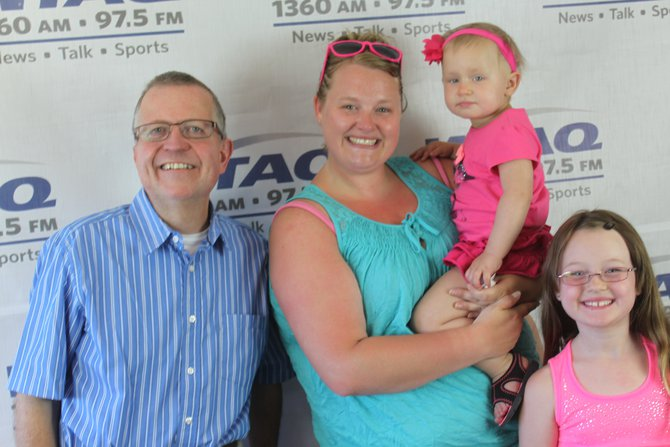 Families of Children With Cancer Radiothon 2014