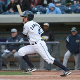 West Michigan Whitecaps IF Jose Zambrano (photo courtesy West Michigan Whitecaps)