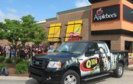 Q106 at Applebee's - Jackson (6-1314): Cover Image