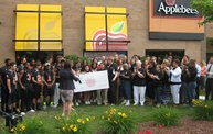 Q106 at Applebee's - Jackson (6-1314) 14