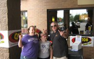 Q106 at Applebee's - Jackson (6-1314) 2