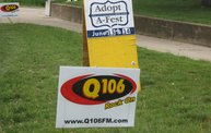 Q106 at ADOPT-A-FEST (6-13-14): Cover Image