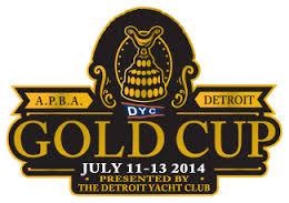 2014 Detroit Gold Cup logo
