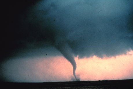 Two tornadoes were reported in the listening area last night. (KELO AM file)