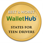 Wallet Hub Teen Drivers
