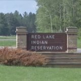 Stand-off ends on Red Lake Reservation