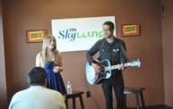 Oh Honey performs in the Y94 SkyLounge  13